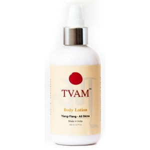 Buy Herbal TVAM Ylang Ylang Body Lotion - Nykaa
