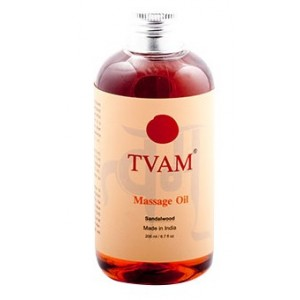 Buy TVAM Sandalwood Massage Oil - Nykaa