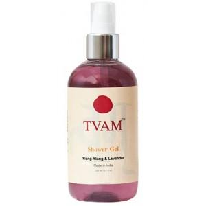 Buy TVAM Ylang-Ylang & Lavender Shower Gel - Nykaa