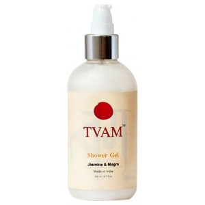 Buy TVAM Jasmine & Mogra Shower Gel - Nykaa