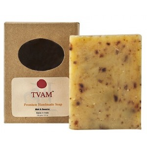 Buy TVAM Mint & Sesame Handmade Soap - Nykaa