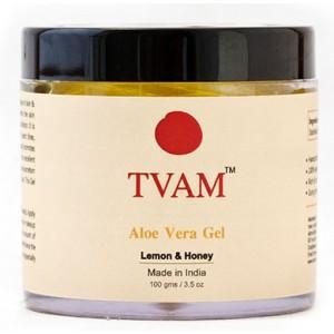 Buy TVAM Aloe Vera Gel Lemon & Honey - Nykaa