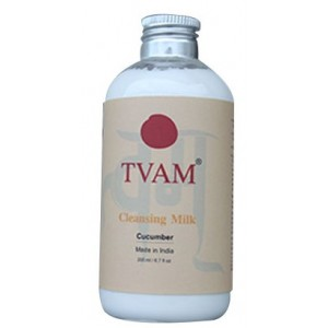 Buy TVAM Cleansing Milk Cucumber - Nykaa