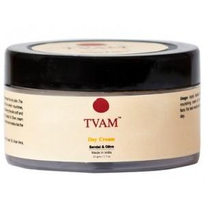 Buy TVAM Day Cream Sandal & Olive  - Nykaa