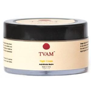 Buy TVAM Night Cream Anti-Wrinkle Mantra - Nykaa
