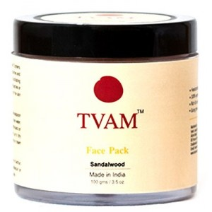 Buy Herbal TVAM Sandalwood Face Pack - Nykaa