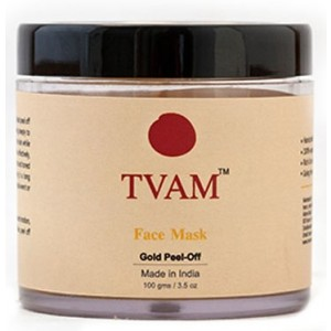 Buy TVAM Gold Peel Off Face Mask - Nykaa