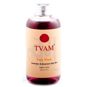 Buy TVAM Lavender & Aloevera Face Wash - Nykaa
