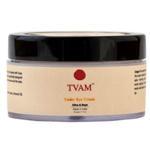 Buy TVAM Olive Under Eye Cream - Nykaa