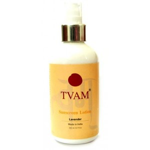 Buy TVAM Lavender SPF 15 Sunscreen Lotion - Nykaa