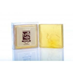 Buy Vrikshali Glycerine Soap - Kesar(Saffron) - Nykaa