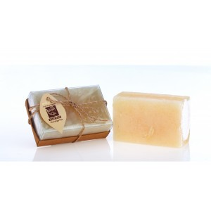 Buy Vrikshali Cream Soap With Eucalyptus Scrub - Nykaa