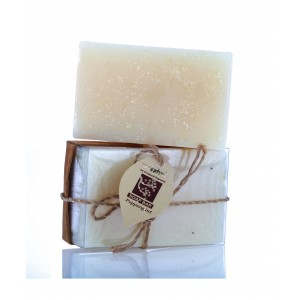 Buy Herbal Vrikshali Cream Soap With Peppermint Scrub - Nykaa