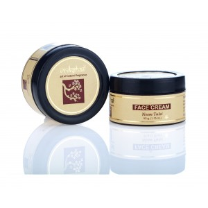 Buy Vrikshali Neem Tulsi Face Cream - 50gm - Nykaa