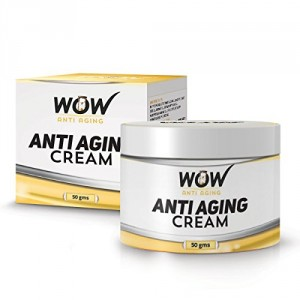Buy Wow Anti Aging Cream - 50Gm - Nykaa