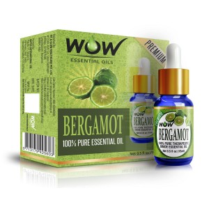 Buy Wow Essential Bergamot Oil - 15 Ml - Nykaa
