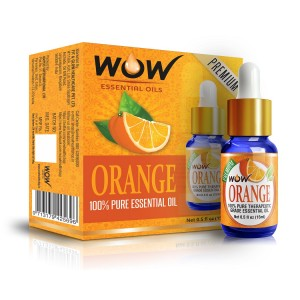 Buy Wow Essential Orange Oil - 15 Ml - Nykaa