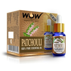 Buy Wow Essential Patchouli Oil - 15 Ml - Nykaa