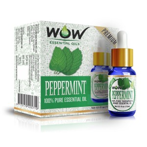 Buy Wow Essential Peppermint Oil  - Nykaa
