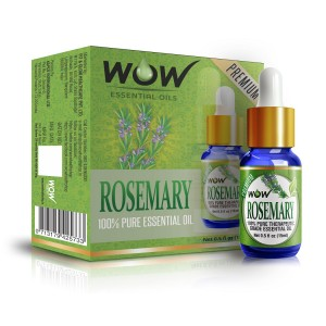Buy Wow Essential Rosemary Oil - Nykaa