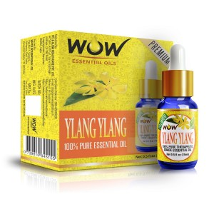 Buy Wow Essential Ylang Ylang Oil - Nykaa