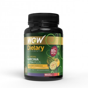 Buy WOW Garcinia Ultra Plus Capsule - Nykaa