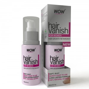 Buy Wow Hair Vanish For Women - 30 Days Supply - Nykaa