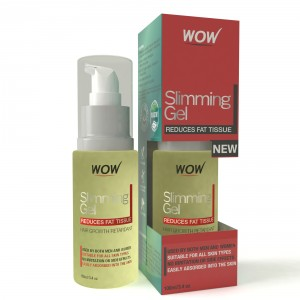 Buy Wow Slimming Gel Reduce Fat Tissue New - Nykaa