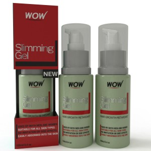 Buy Wow Slimming Gel Reduce Fat Tissue New 100ml X 3 - Nykaa