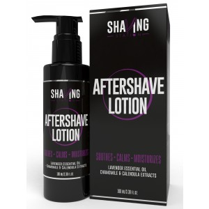 Buy Shaving Station Aftershave Lotion - Nykaa