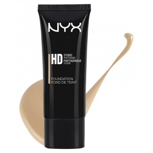 Buy NYX High Definition Foundation - Nykaa