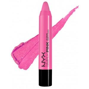 Buy NYX Simply Pink Lip Cream - Nykaa