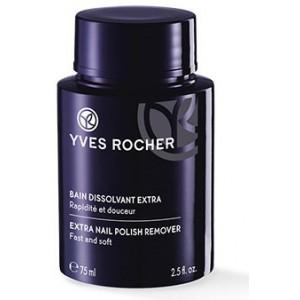 Buy Herbal Yves Rocher Extra Nail Polish Remover - Nykaa