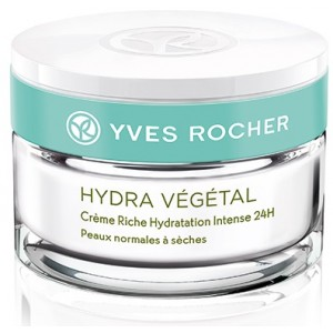 Buy Yves Rocher 24H Rich Hydrating Cream - Nykaa