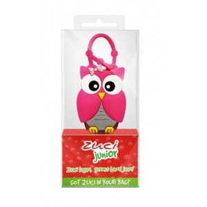 Buy Zuci Junior Sanitizer + Owl Bag Tag Box Pack - Nykaa
