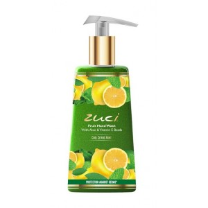 Buy Zuci Cool Citrus Mint Hand Wash - Nykaa