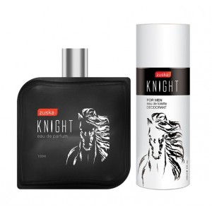 Buy Zuci Knight Pack (Knight Perfume + Knight Deo) - Nykaa