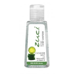 Buy Zuci Cucumber Mint Hand Sanitizer - Nykaa