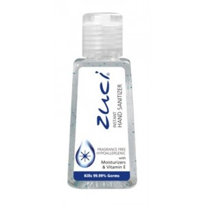 Buy Herbal Zuci Fragrance Free Hand Sanitizer  - Nykaa