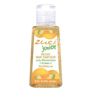 Buy Zuci Musk Melon Hand Sanitizer - Nykaa