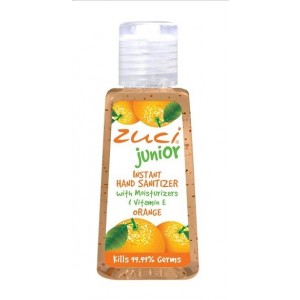 Buy Zuci Orange Hand Sanitizer - Nykaa