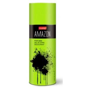 Buy Zuska Amazon Eau De Toilette Deodorant For Men - Nykaa