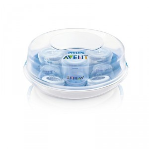 Buy Philips Avent Microwave Steam Sterilizer - SCF281/02 - Nykaa