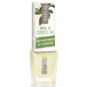 Buy IsaDora Nail & Cuticle Oil - Nykaa