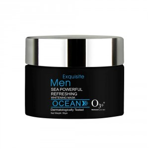 Buy O3+ Men Sea Powerful Refreshing Whitening Mask - Nykaa