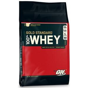 Buy Optimum Nutrition (ON) 100% Whey Gold Standard - 10.35 lbs (Strawberry Banana) - Nykaa