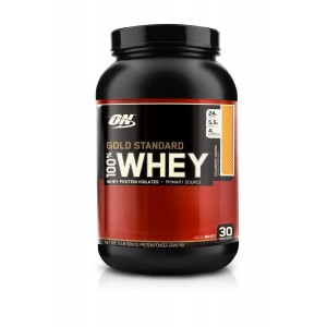 Buy Optimum Nutrition 100% Whey Gold Standard - Strawberry - 2 Lbs - Nykaa