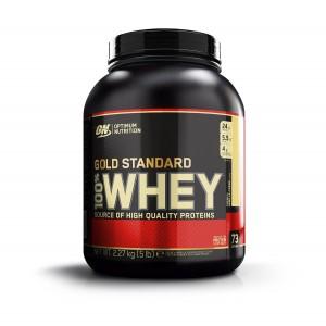 Buy Herbal Optimum Nutrition 100% Whey Gold Standard - French Vanilla - 5 Lbs - Nykaa