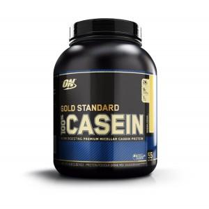 Buy Optimum Nutrition 100% Gold Standard Casein - Banana Cream - 4 Lbs - Nykaa