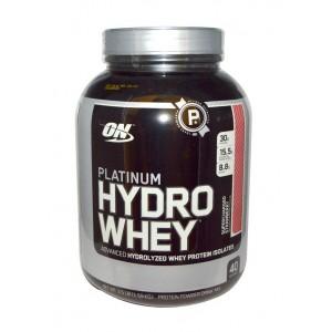 Buy Optimum Nutrition Platinum HydroWhey - Strawberry - 3.5 lbs - Nykaa